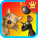 Talking Cat Vs. Mouse Deluxe icon