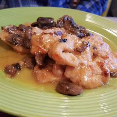 GF chicken marsala