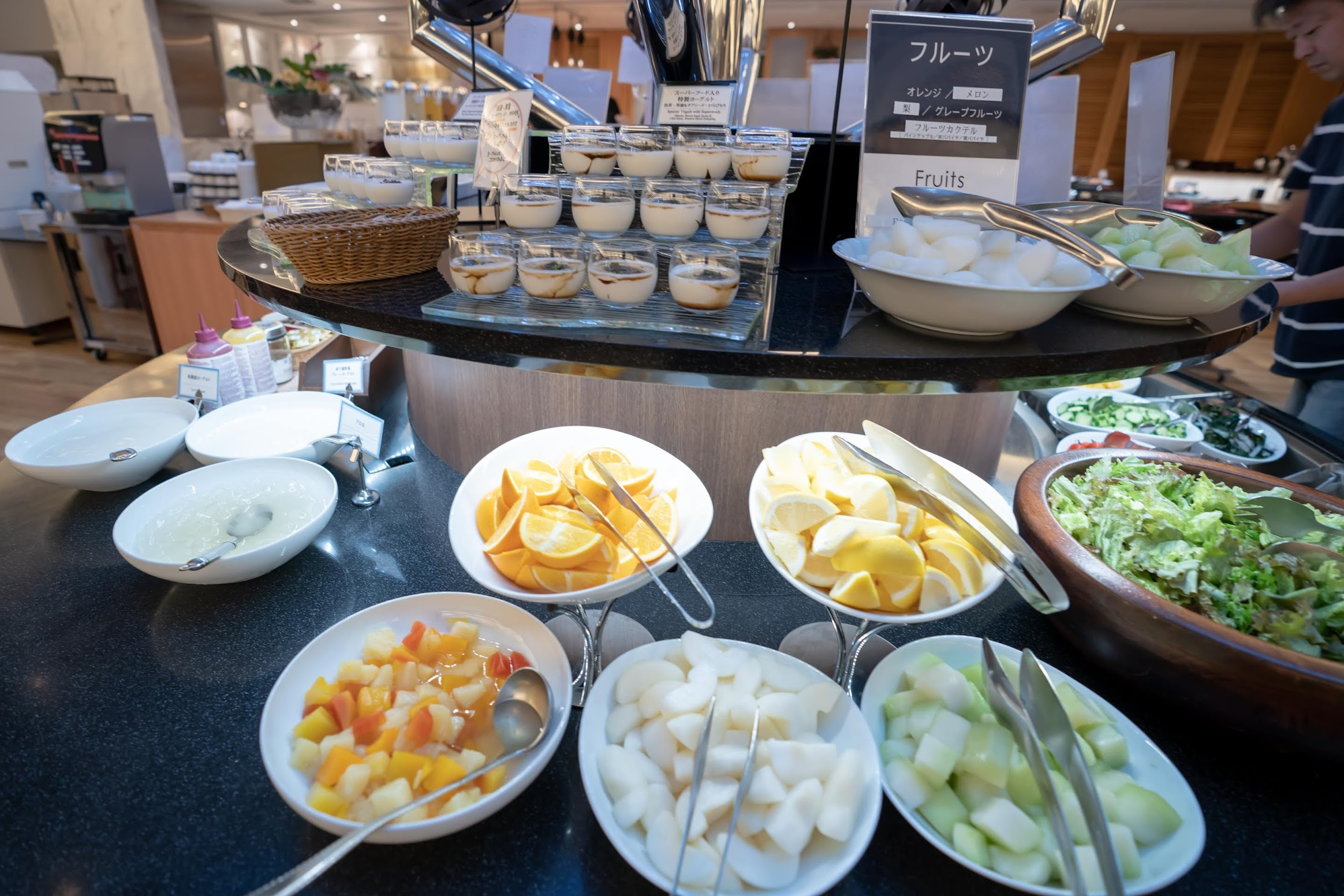 Hotel Granvia Osaka Breakfast3