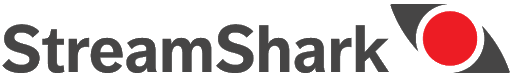 StreamShark logo