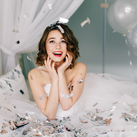 Wedding photographer Diana Medvedeva (Moloko). Photo of 11.02.2018