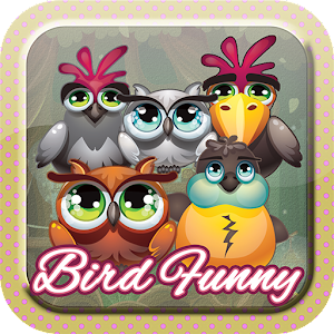 Apps apk Bird Funny Match  for Samsung Galaxy S6 & Galaxy S6 Edge