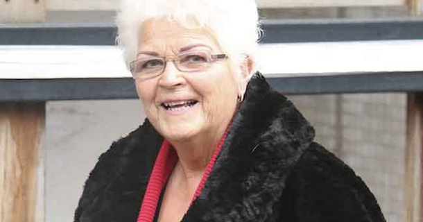 Pam St.Clement was shocked by Barbara Windsor's Alzheimer's revelation