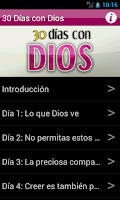 Screenshot of 30 Días con Dios