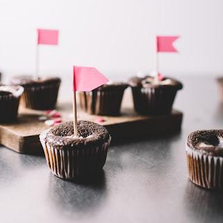 Chocolate and Cream Cheese Black Bottom Cupcakes
