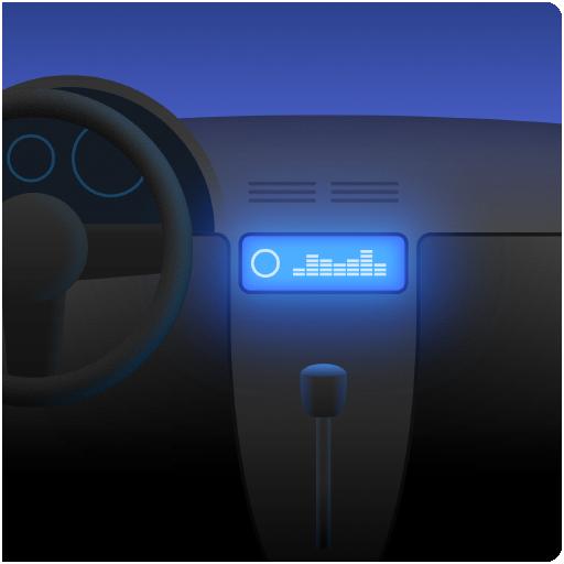 工具のAdvanced car audio setting LOGO-記事Game