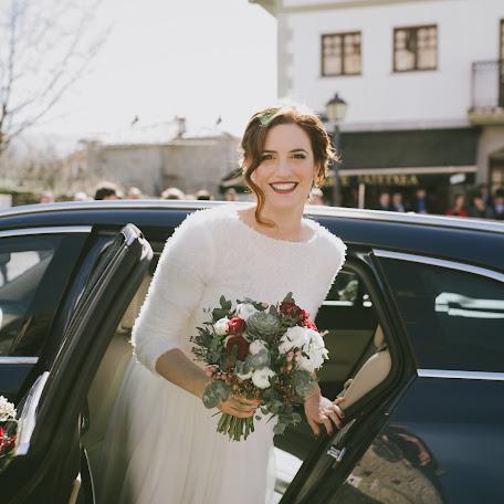 Wedding photographer Garbi Irizar (meetmeinthenorth). Photo of 25.10.2017