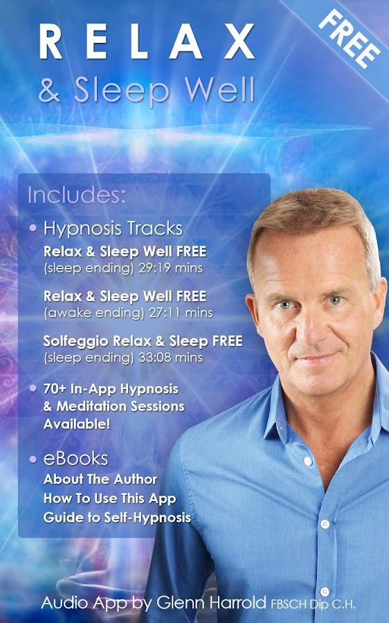 Relax & Sleep Well Hypnosis - screenshot