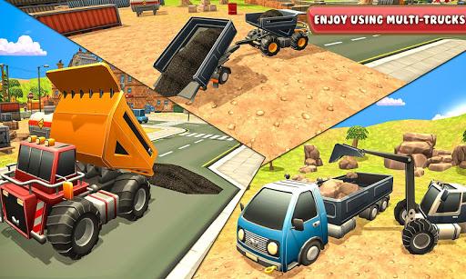 Loader & Dump Construction Truck 1.1 screenshots 1