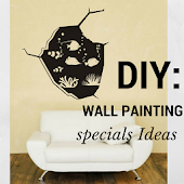 DIY: WALL PAINTING IDEAS