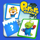 Memory Penguin Kids Games icon