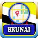 Brunei Maps and Direction icon