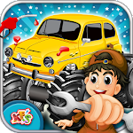 Build 4x4 Monster Truck –Fix 1.0 Apk
