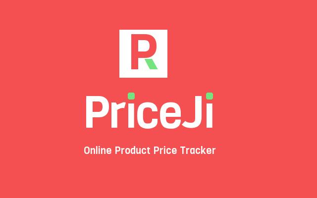 PriceJi - Online product price tracker