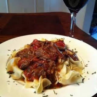 Italian Style Pot Roast.