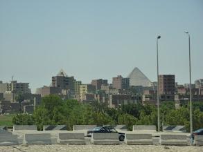 Photo: Kairo, Blick auf Pyramiden