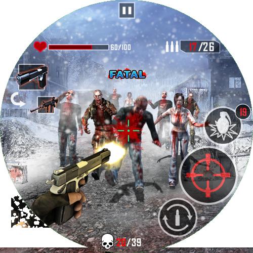 Zombie Killer screenshot 12