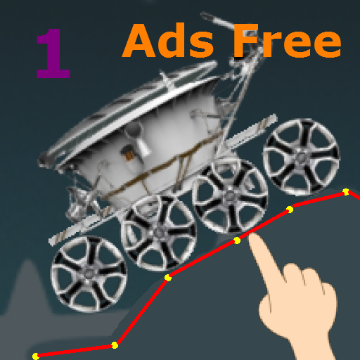 Lunokhod1: Brain On Physics Draw Drop Line Puzzles game (apk) free download for Android/PC/Windows