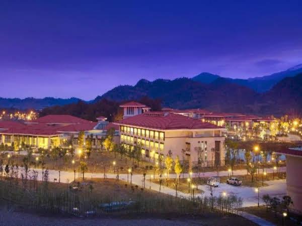 Wuyi Mountain Dahongpao Resort