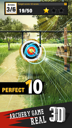 Archery - screenshot