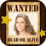 Wanted Poster Maker - Western APK icon