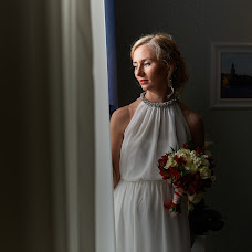 Wedding photographer Anna Chervonec (Luchik84). Photo of 01.10.2015