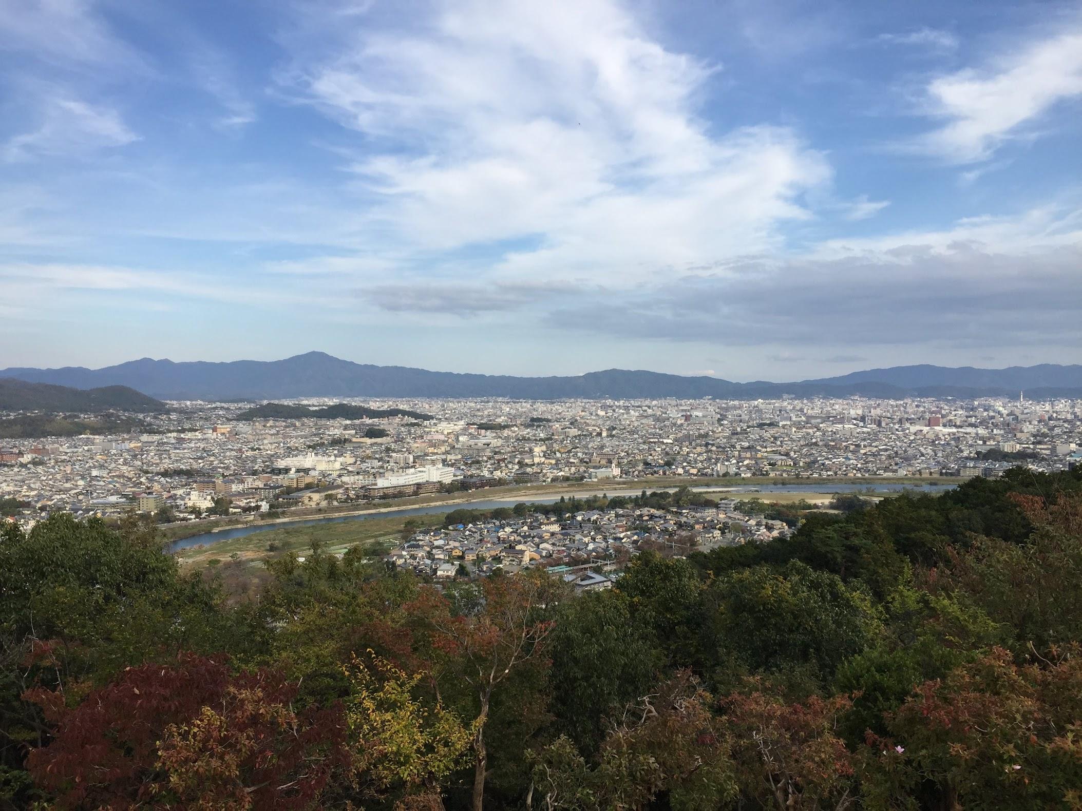 Kyoto City View 2