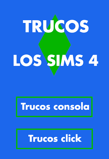 Trucos Los Sims 4
