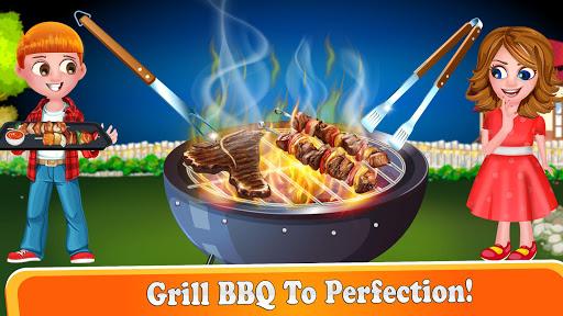 Grill BBQ Backyard Cooking Fun ss3