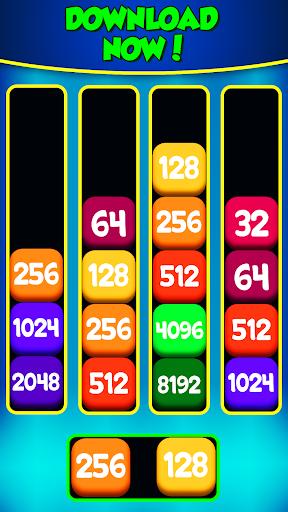 2048 Stack Merge screenshot 5