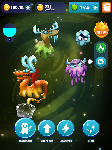 Tap Tap Monsters: Evolution Clicker screenshots 14
