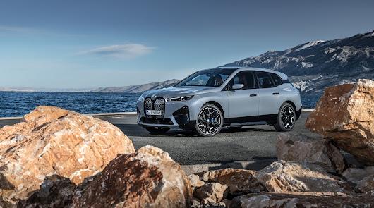 El BMW iX, el nuevo buque insignia tecnológico del Grupo BMW Automotor Costa