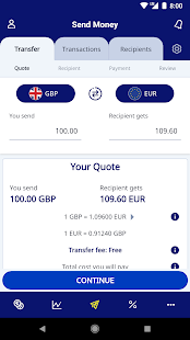 App XE Currency Converter & Money Transfers APK for Windows Phone