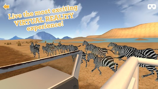Savanna Virtual Reality screenshot 0
