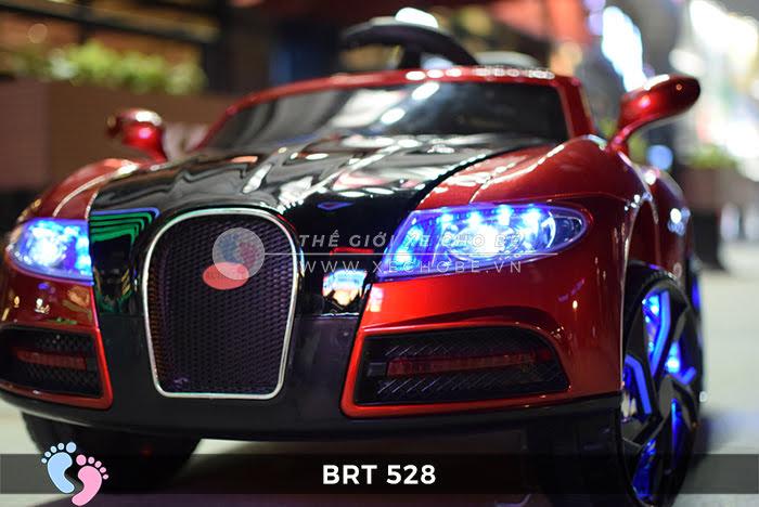 Xe hơi điện cho bé RBT-528 3