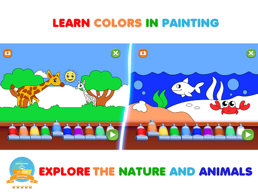 Toddler Learning Games Smart Shapes And Colors  screenshots 13