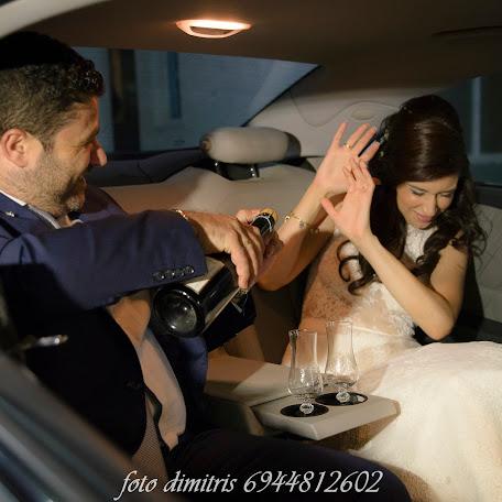 Wedding photographer dimitris faliakakis (faliakakis). Photo of 23.10.2015