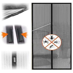 Perdea magnetica antiinsecte Magic Mesh 190 x 100 cm
