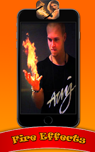 Fire Effects - Photo Editor - náhled