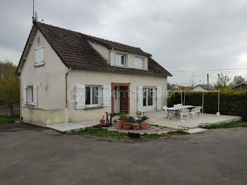 maison à Lescherolles (77)