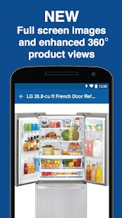 Lowe's- screenshot thumbnail
