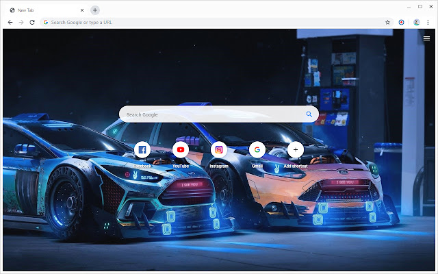 New Tab - Tuning Cars