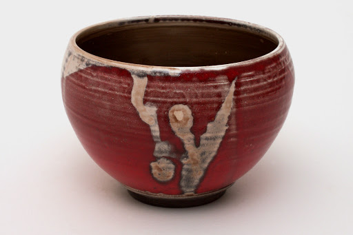Bruce Chivers Ceramic Raku Tea Bowl 01