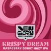 New Glory Krispy Dream-Raspberry Donut IPA