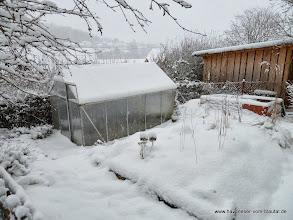 Photo: Klar, das Jahr fängt im Winter an und der hat uns dieses Jahr wieder richtig heftig erwischt.
