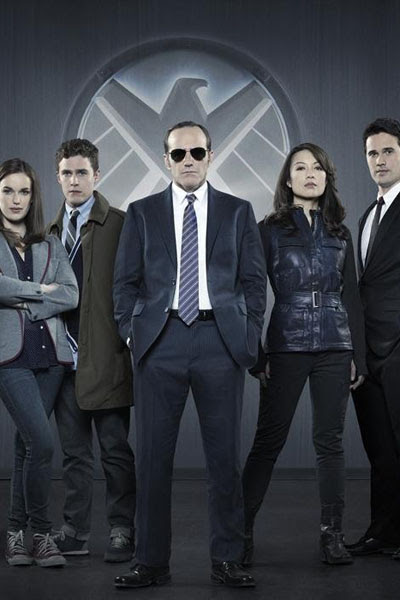 Marvel's Agents of S.H.I.E.L.D. Season 1 Episode 1 Pilot