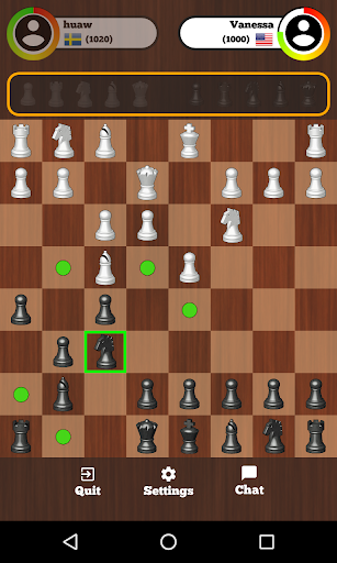 Chess Online Pro - Duel friends online! screenshot 2