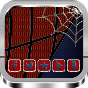 Theme Red Spider Hero