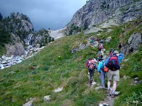 Photo: Seguimos subiendo por el valle de Remuñe.