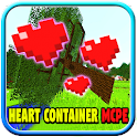 Heart Containers for Minecraft PE icon